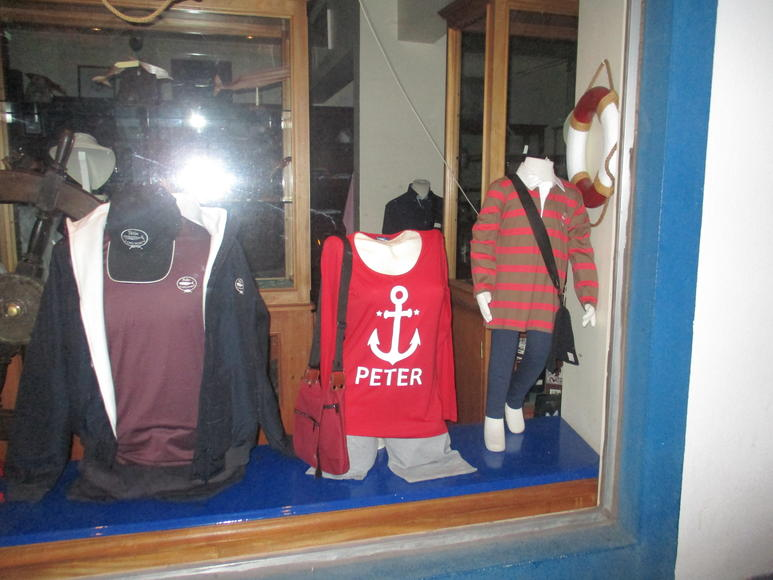 ropa marca Peter