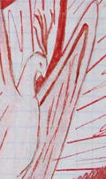 Suzaku, the red bird from the South